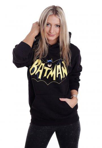 Batman - Classic Tv Logo - Hoodie