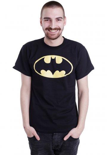 Batman - Logo Glow In The Dark - T-Shirt