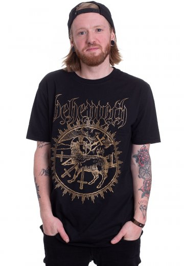 Behemoth - Inverted Cross - T-Shirt