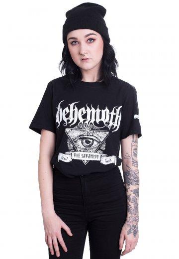 Behemoth - Satanist Banner - T-Shirt