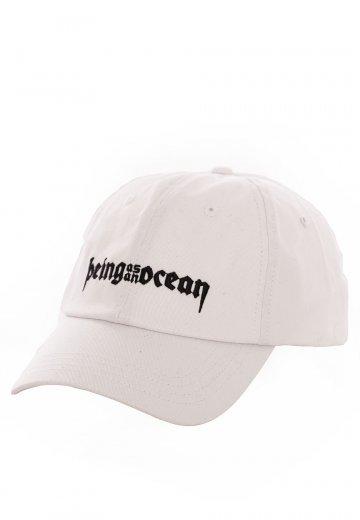 Being As An Ocean - Logo White - Cap