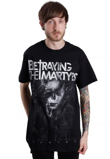 Betraying The Martyrs - Deadface - T-Shirt