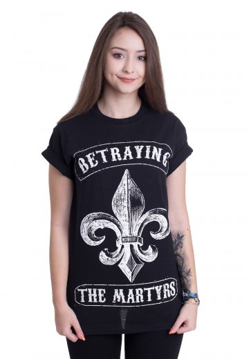 Betraying The Martyrs - Fleur De Lis - T-Shirt