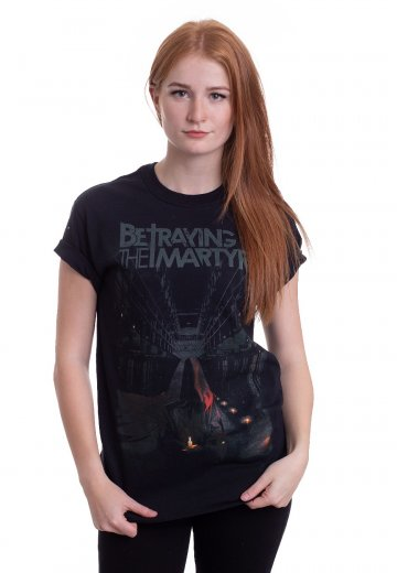 Betraying The Martyrs - Lost For Word - T-Shirt