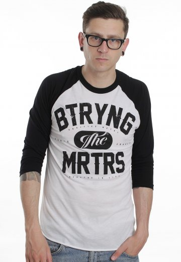 Betraying The Martyrs - Martyrs 2012 White/Black - Longsleeve
