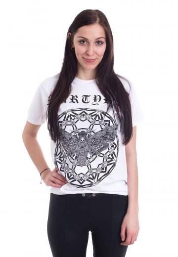 Betraying The Martyrs - Moth White - T-Shirt