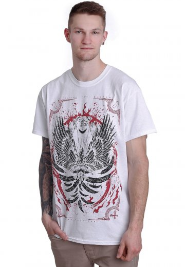 Betraying The Martyrs - Phoenix White - T-Shirt