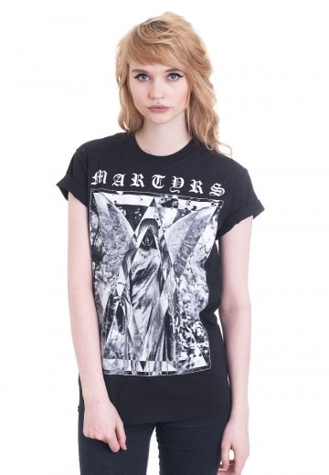 Betraying The Martyrs - Statue - T-Shirt