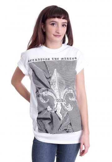 Betraying The Martyrs - Textures White - T-Shirt