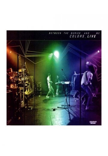 Between The Buried And Me - Colors Live - CD + DVD