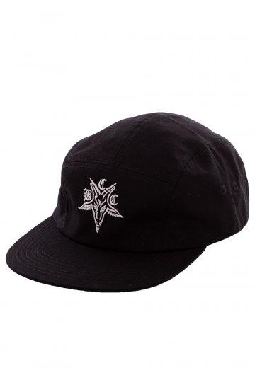 Black Craft Cult - BCC Goat Black - Cap