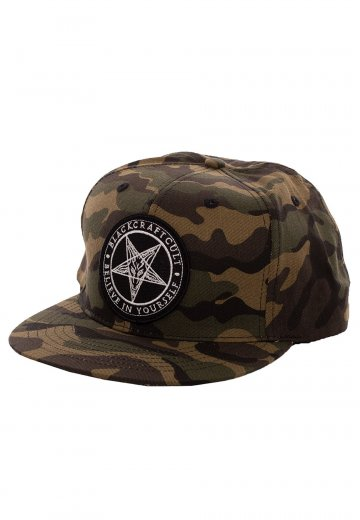 Black Craft Cult - Believe In Yourself Black - Cap