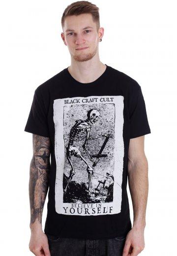 Black Craft Cult - Believe In Yourself Tarot - T-Shirt