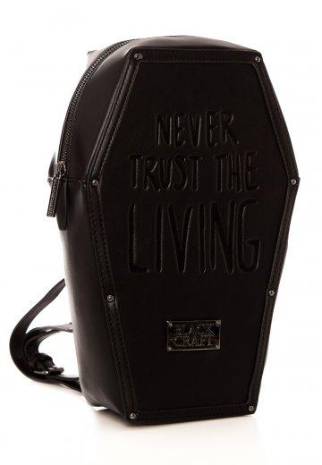 Black Craft Cult - Never Trust Black - Backpack