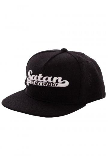 Black Craft Cult - Satan Is My Daddy Black - Cap