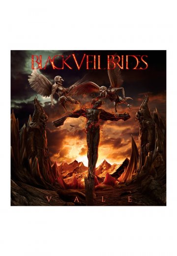 Black Veil Brides - Vale - CD
