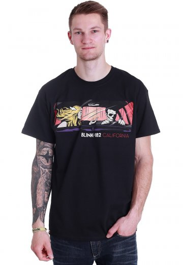 Blink 182 - California - T-Shirt
