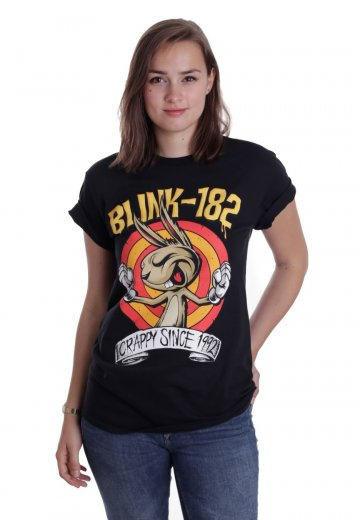 Blink 182 - Fists Of Fury - T-Shirt