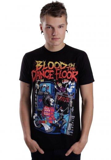Blood On The Dance Floor Monster Is Back T Shirt