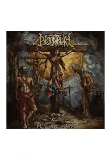Bloodtruth - Martyrium - CD