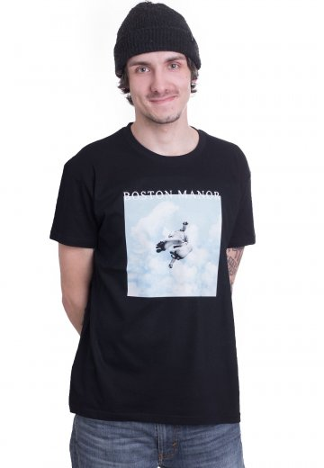 Boston Manor - Clouds - T-Shirt