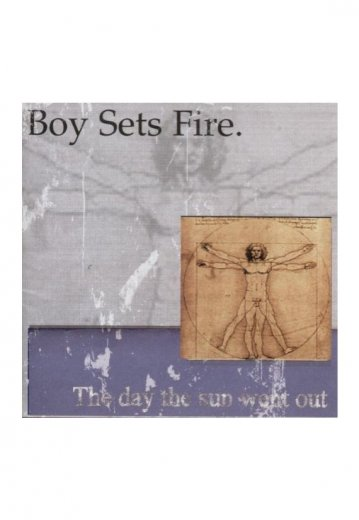 Boysetsfire - The Day The Sun Went Out - CD