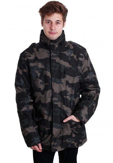 Brandit - M-65 Classic Darkcamo - Jacket