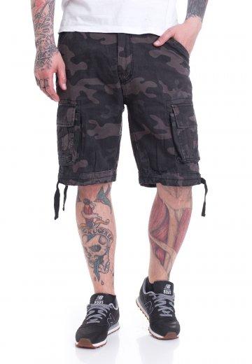 Brandit - Urban Legend Darkcamo - Shorts