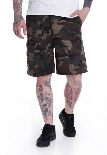 Brandit - US Ranger Woodland - Shorts