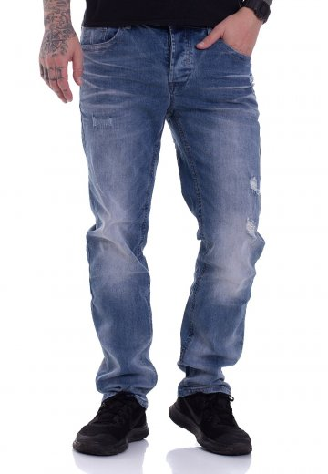Brandit - Will Denim Blue - Jeans