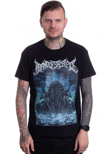 Brand Of Sacrifice - The Intersice Cover - T-Shirt