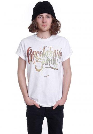 Breakdown Of Sanity - Nebula White - T-Shirt