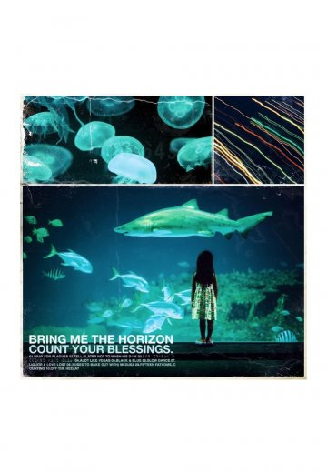 Bring Me The Horizon - Count Your Blessings - CD