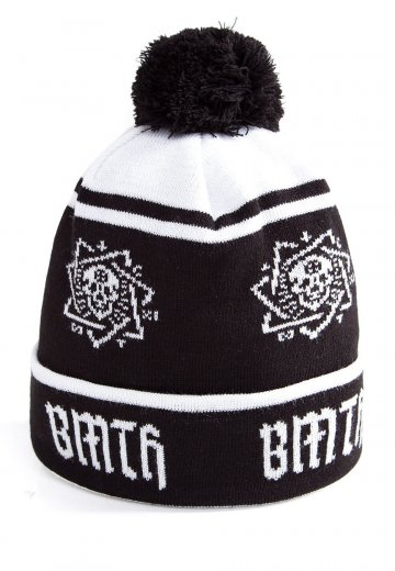 d5893a0ae4b Bring Me The Horizon - Crooked Young Pom - Beanie - Impericon.com Worldwide