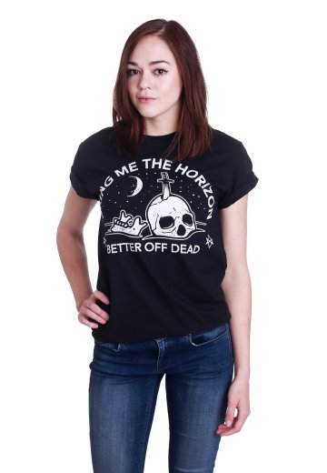 85c5ae4ee50c65 Bring Me The Horizon - Happy Song - T-Shirt - Impericon.com Worldwide