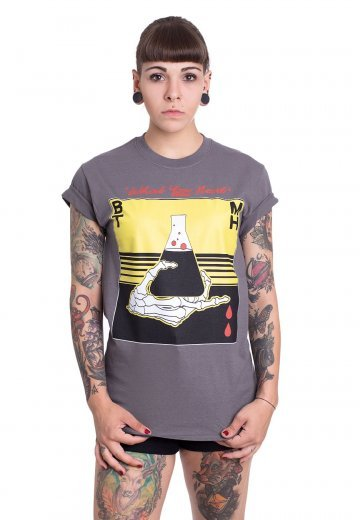 f7a53b2a9 Bring Me The Horizon - What You Need Charcoal - T-Shirt - Impericon.com UK