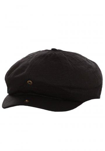 Brixton - Brood Washed Black Snap - Hat - Streetwear Shop - Impericon.com UK eb95a7c22ecc