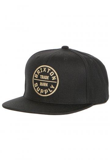 1abd4f6ff02e74 Brixton - Oath III Snapback - Cap - Streetwear Shop - Impericon.com  Worldwide