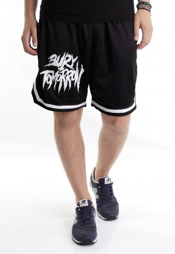 Bury Tomorrow - Logo Striped - Shorts