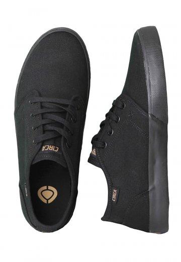 b67787d55d C1RCA - Drifter Black Woodland Camo - Shoes - Impericon.com UK