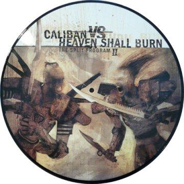 Caliban Vs. Heaven Shall Burn - The Split Program Pt. 2 Picture Disc (Limited Edition) - LP