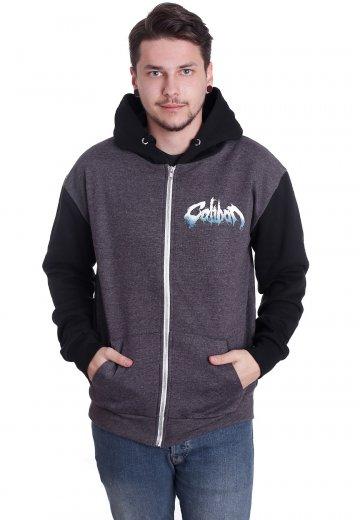 Caliban - Vulture Charcoal/Black - Zipper