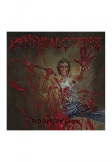 b0f9c025cd5 Cannibal Corpse - Red Before Black - CD - Official Metal Merchandise Shop -  Impericon.com Worldwide