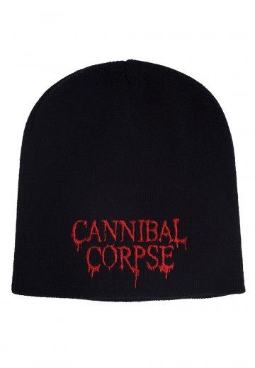 f8681bd1e4e Cannibal Corpse - Red Logo - Kulich - Oficiální obchod s Metal ...