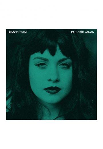 Can't Swim - Fail You Again - CD
