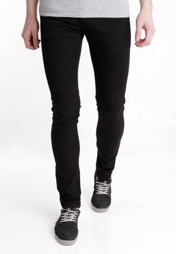 db17b67dd0d Carhartt WIP - Rebel Stretch Twill Black - Pants - Streetwear Shop -  Impericon.com Worldwide