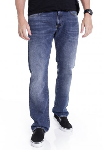 3895c454fc Carhartt WIP - Davies Otero Blue Strand Washed - Jeans - Streetwear Shop -  Impericon.com UK
