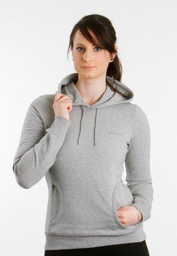 194c62eb74e Carhartt WIP - Hooded Slide Heather Grey - Girl Hoodie - Streetwear ...