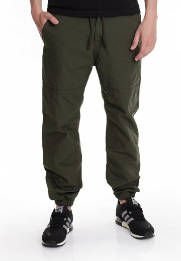 100% top quality price reduced factory price Carhartt WIP - Marshall Jogger Columbia Cypress Rinsed - Pants