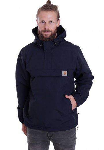 Carhartt WIP Nimbus Pullover Coated Black •